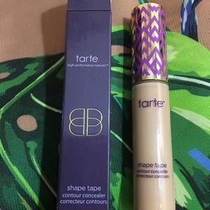 tarte shape tape contour concealer light medium